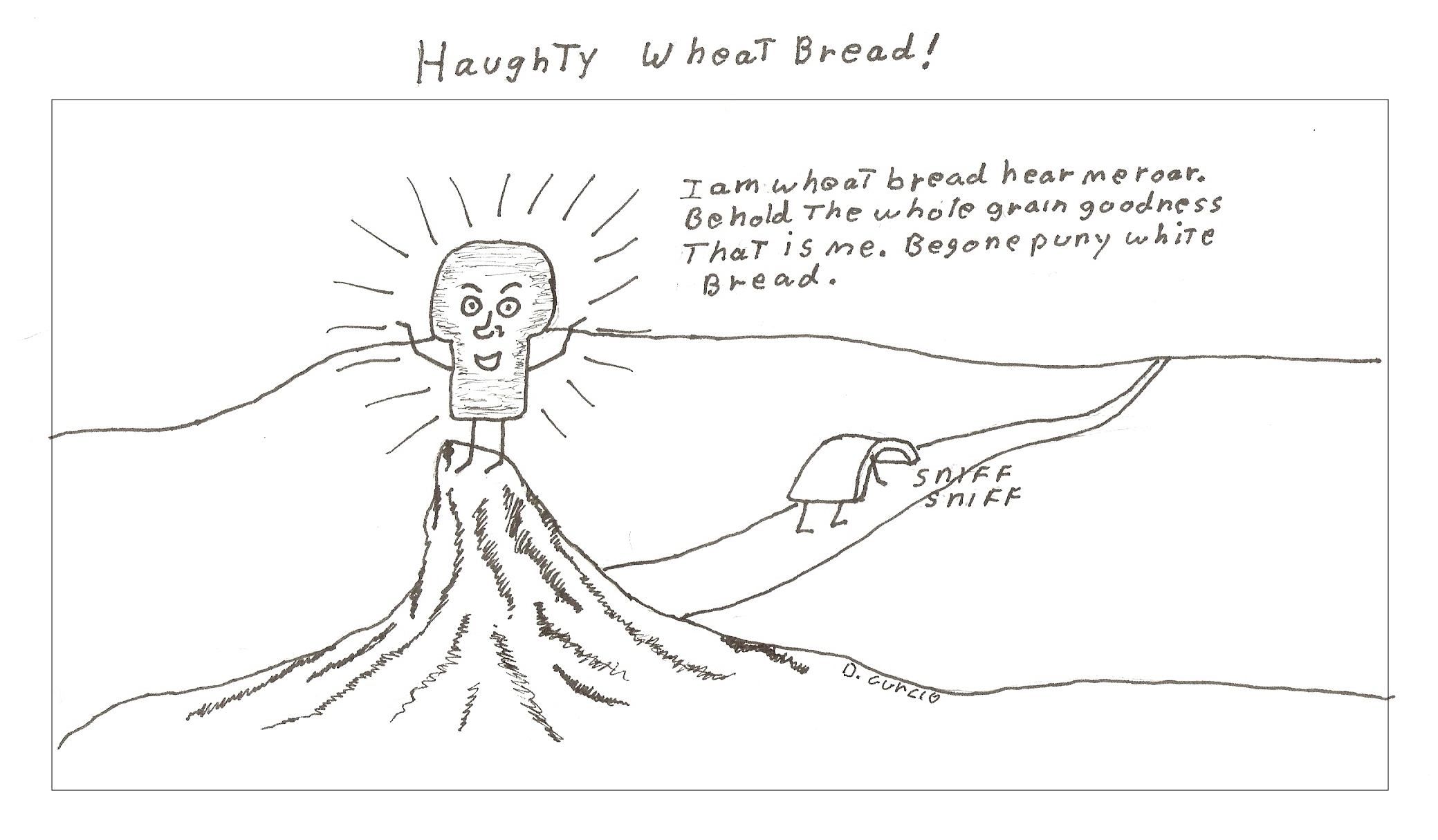 Haughty Bread