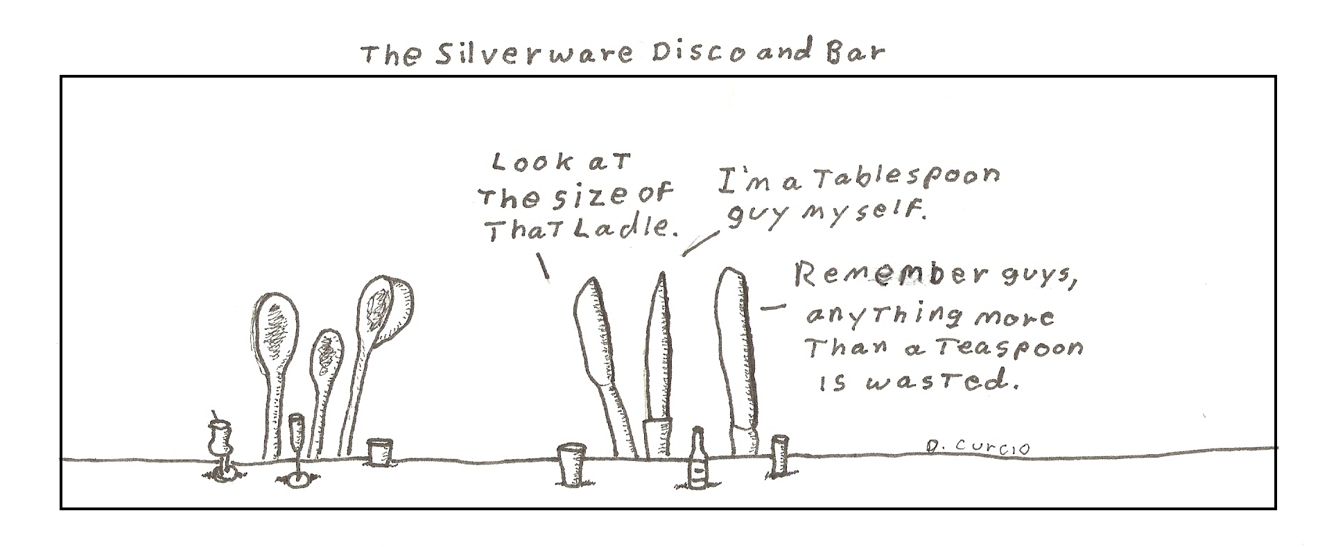 Silverware Disco And Bar 1