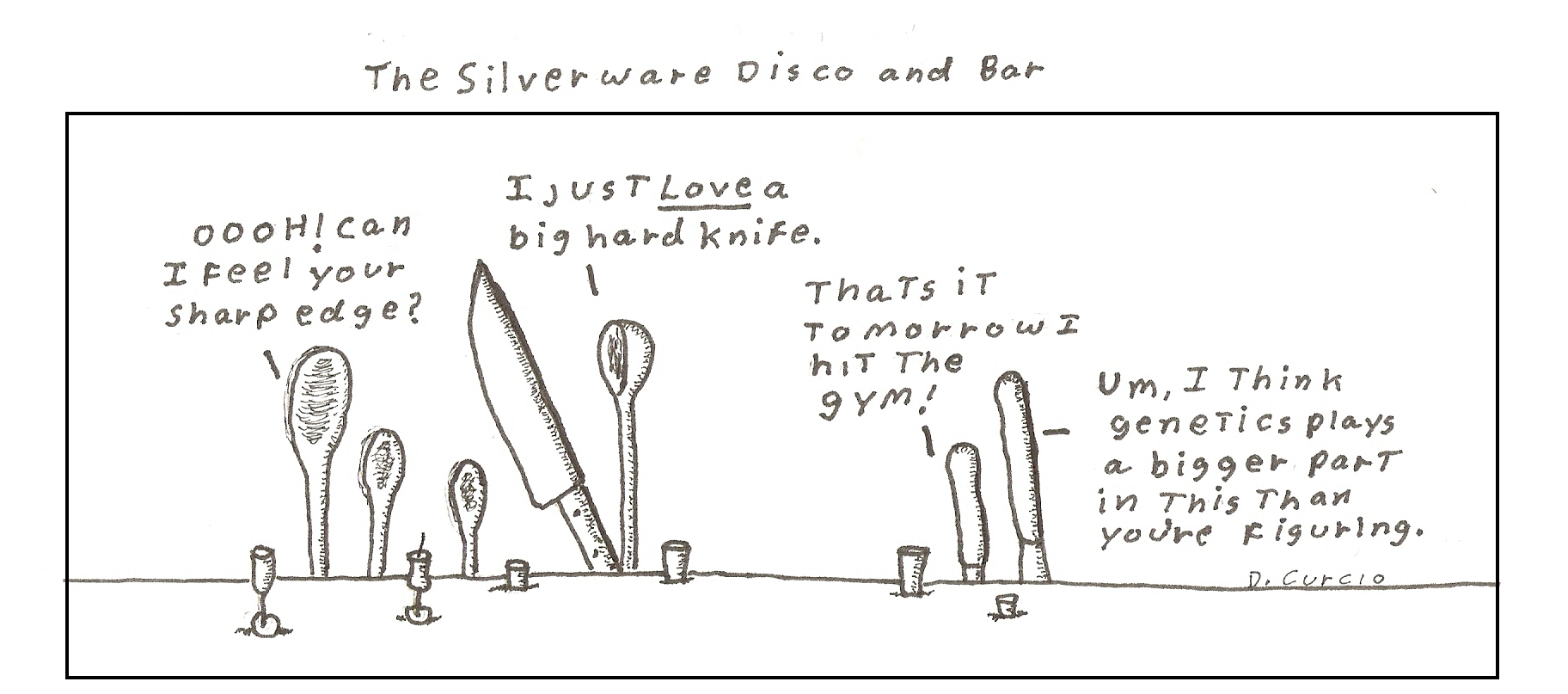 Silverware Disco And Bar 2