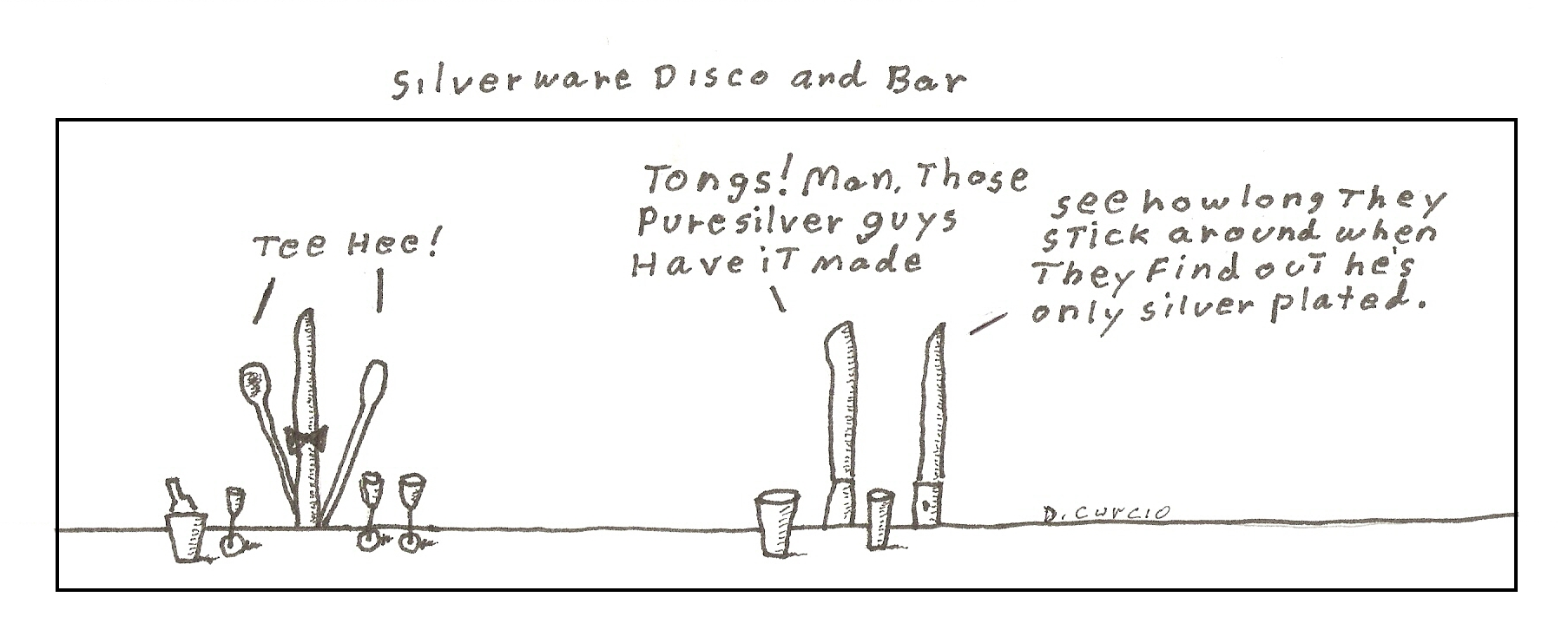 Silverware Disco And Bar 3