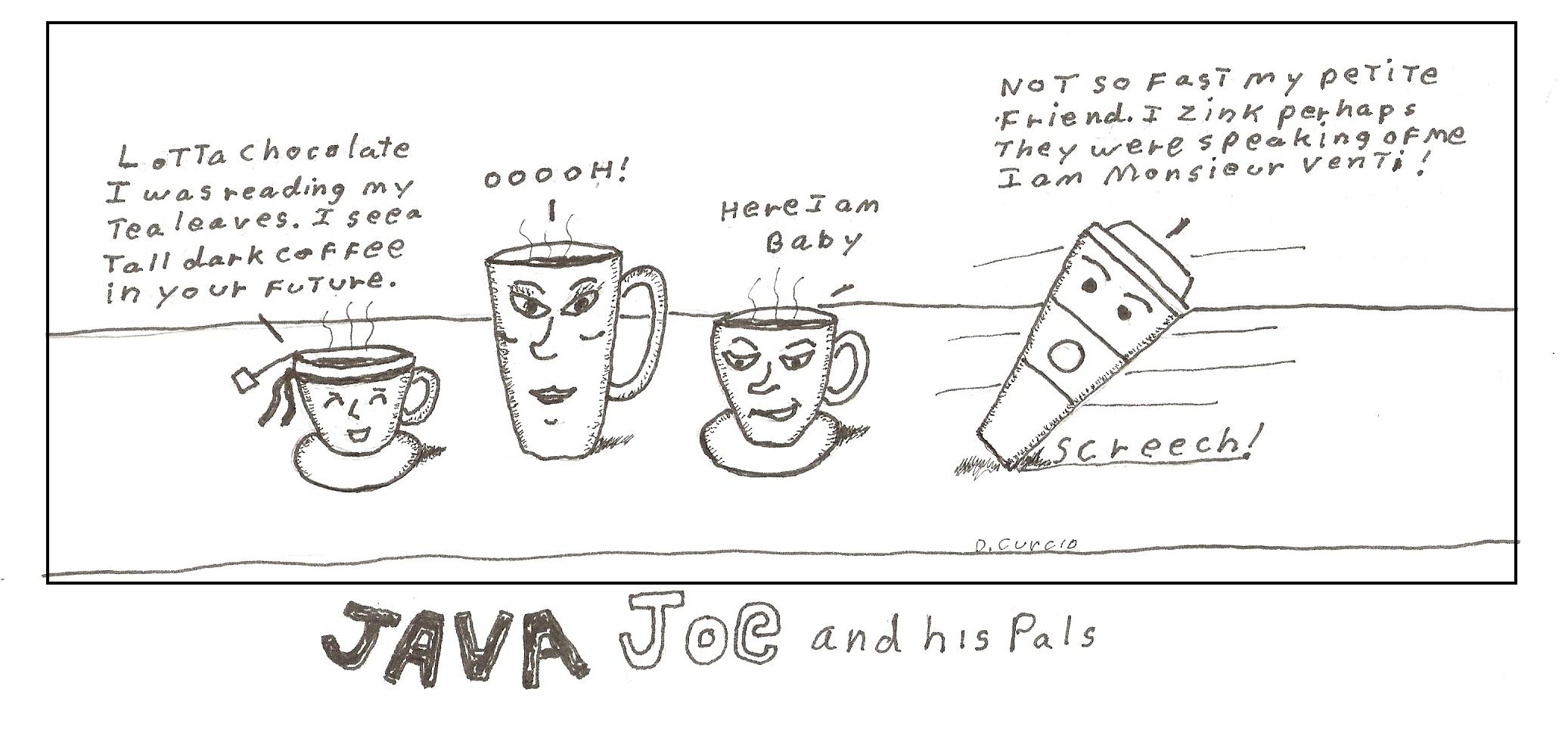 Java Joe Venti 1