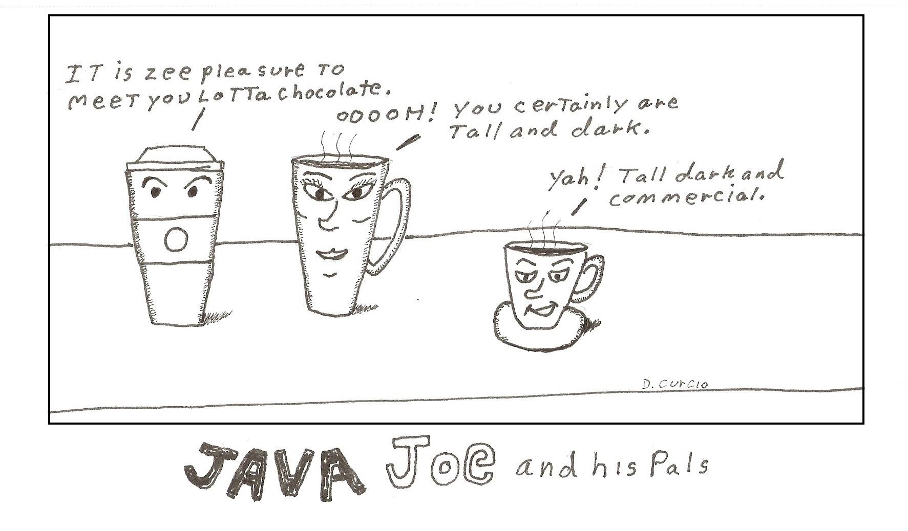 Java Joe Venti 2