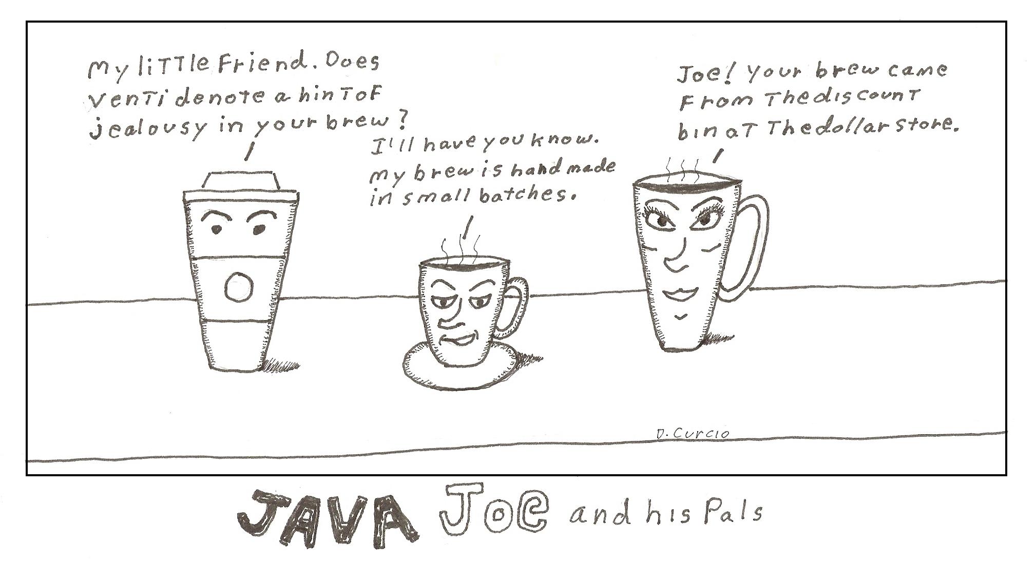Java Joe Venti 3
