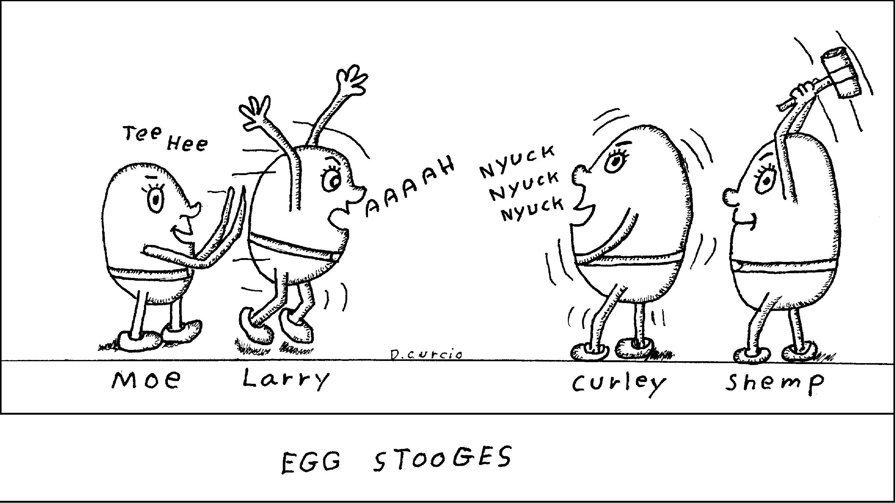 Egg Stooges