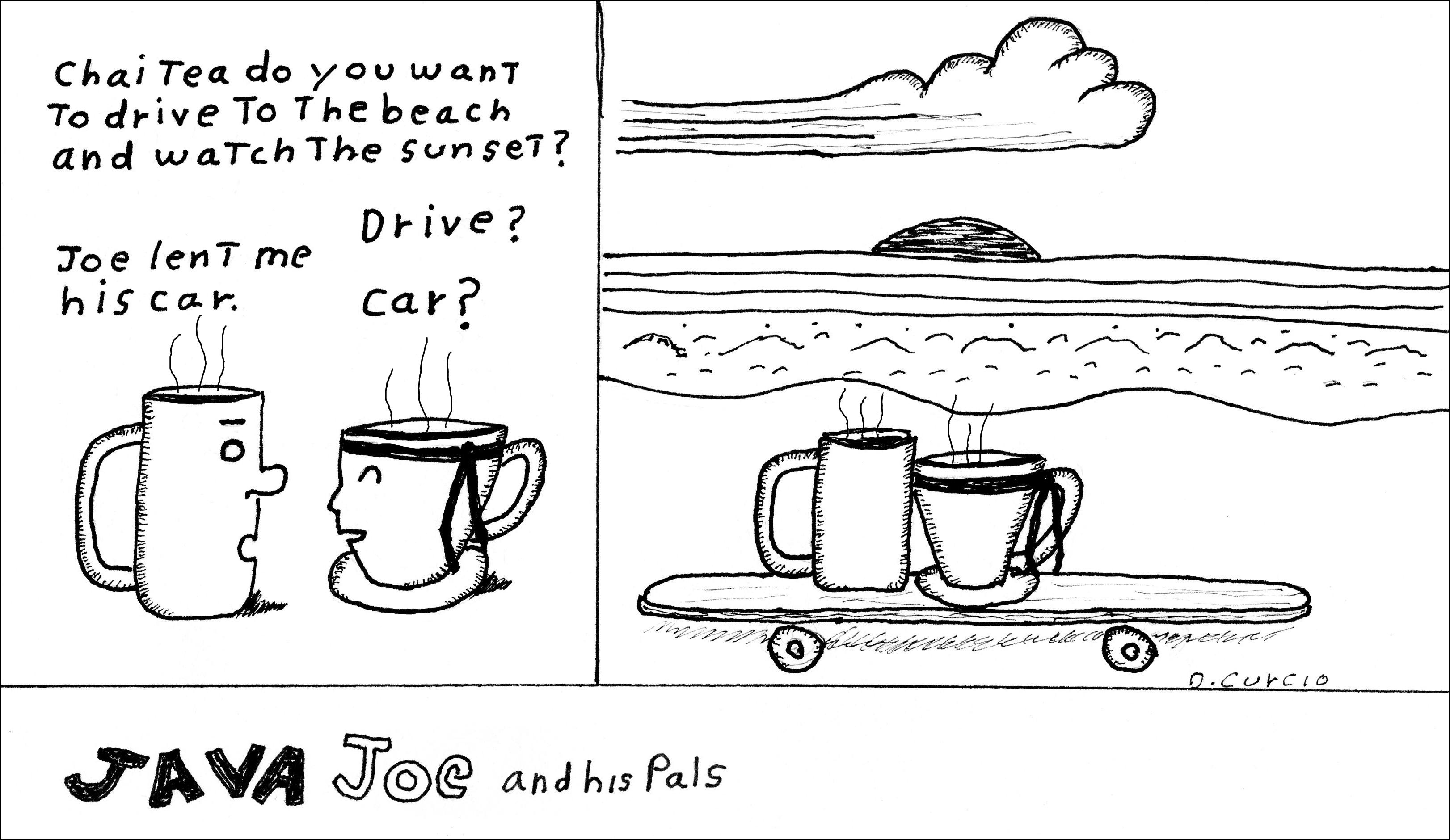 Muggsy Joes Car