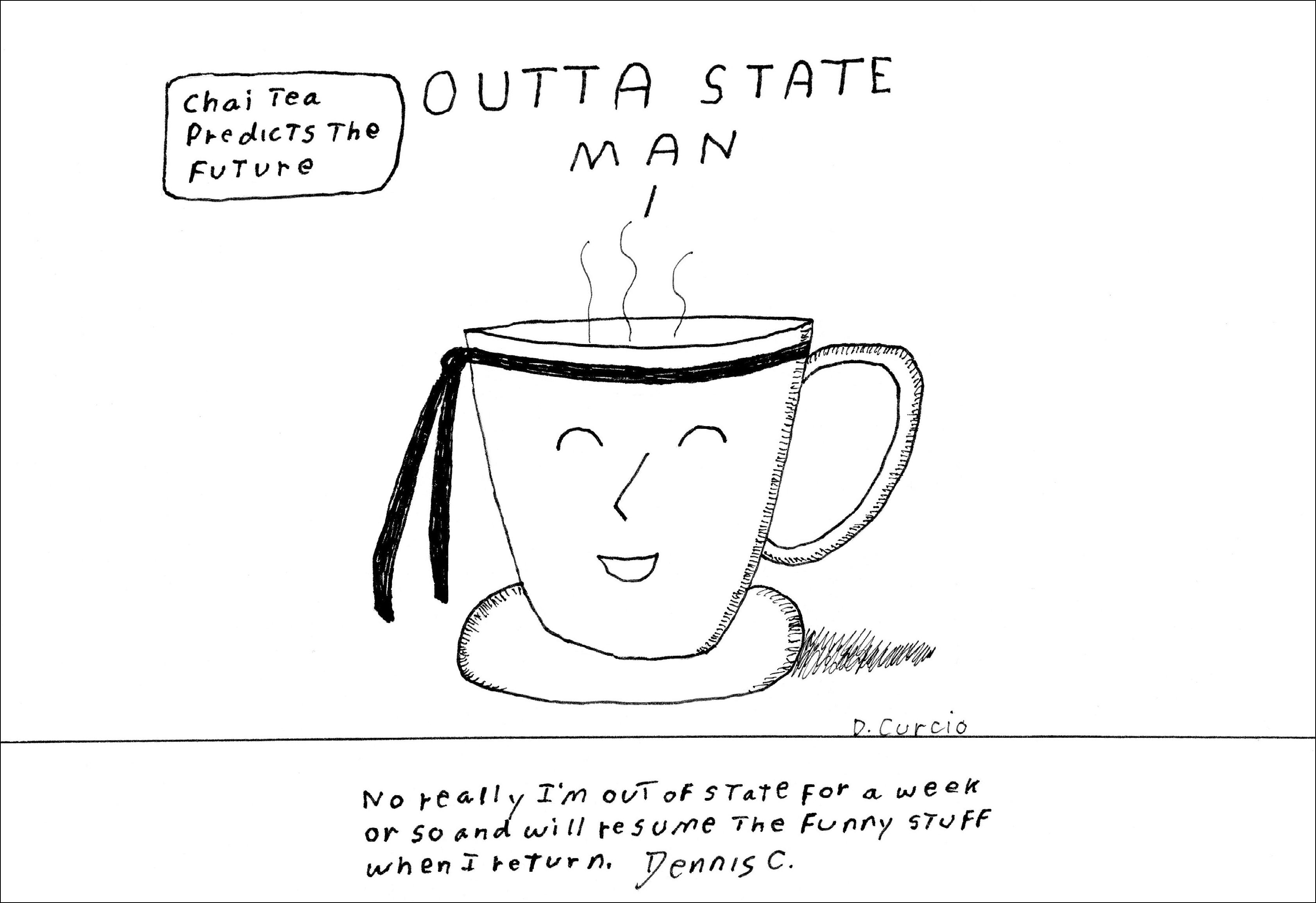 Outta State