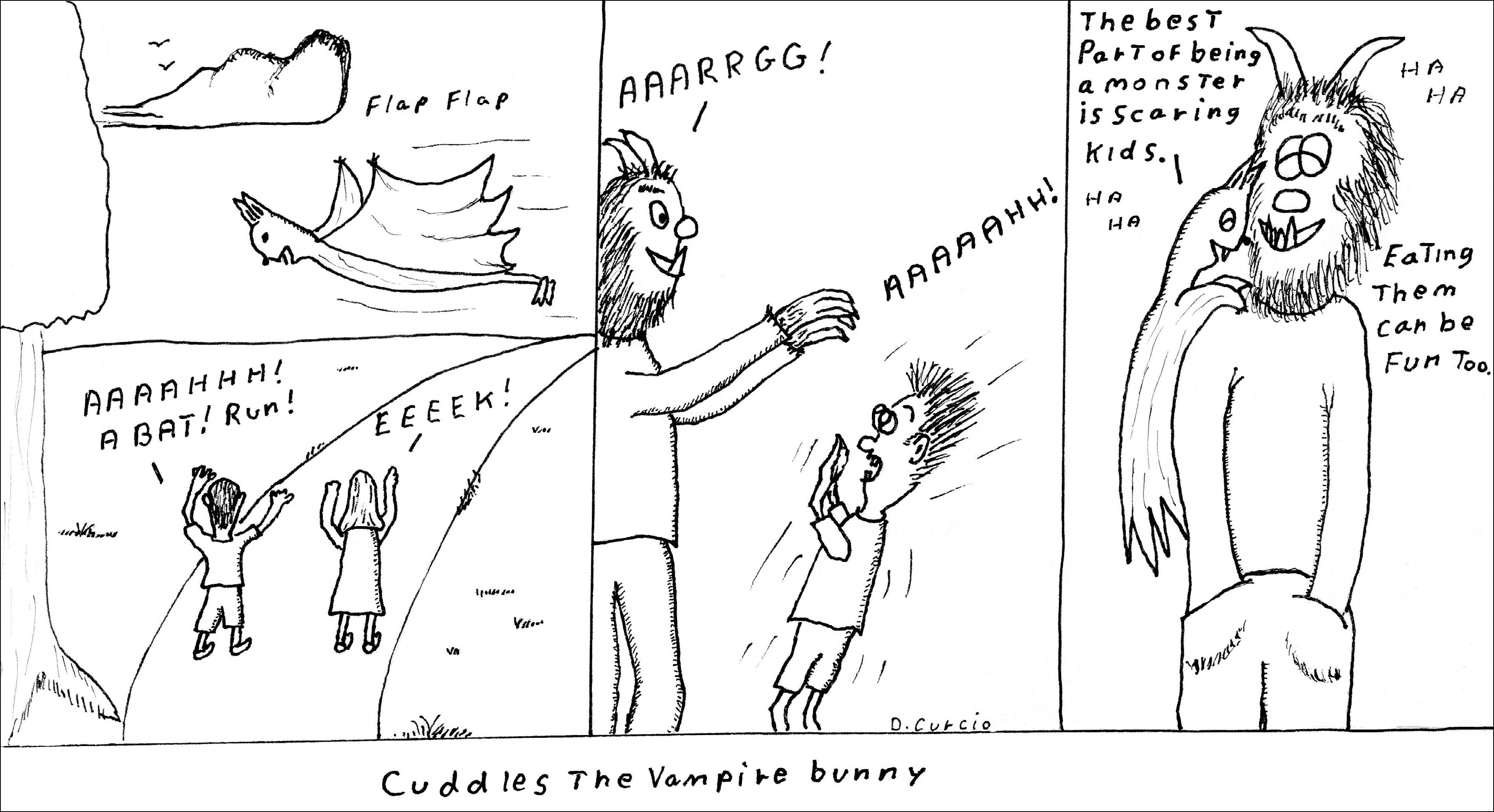 Scaring Children