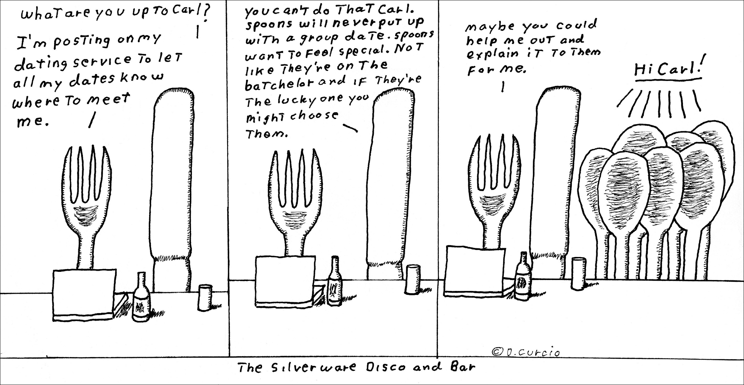 Dating Spoons