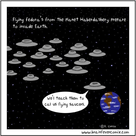Missunderstood UFO's