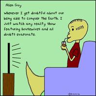 Alien Fears
