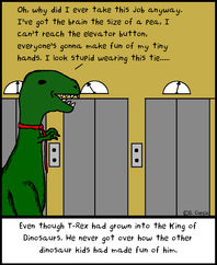 T Rex Insecurities