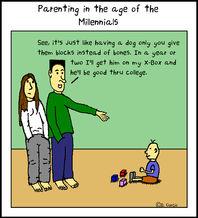 Millennial Parenting