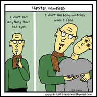 Vampire Hipsters