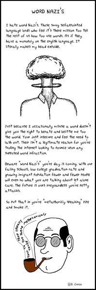 Word Nazis