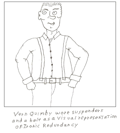 Vern Quimby