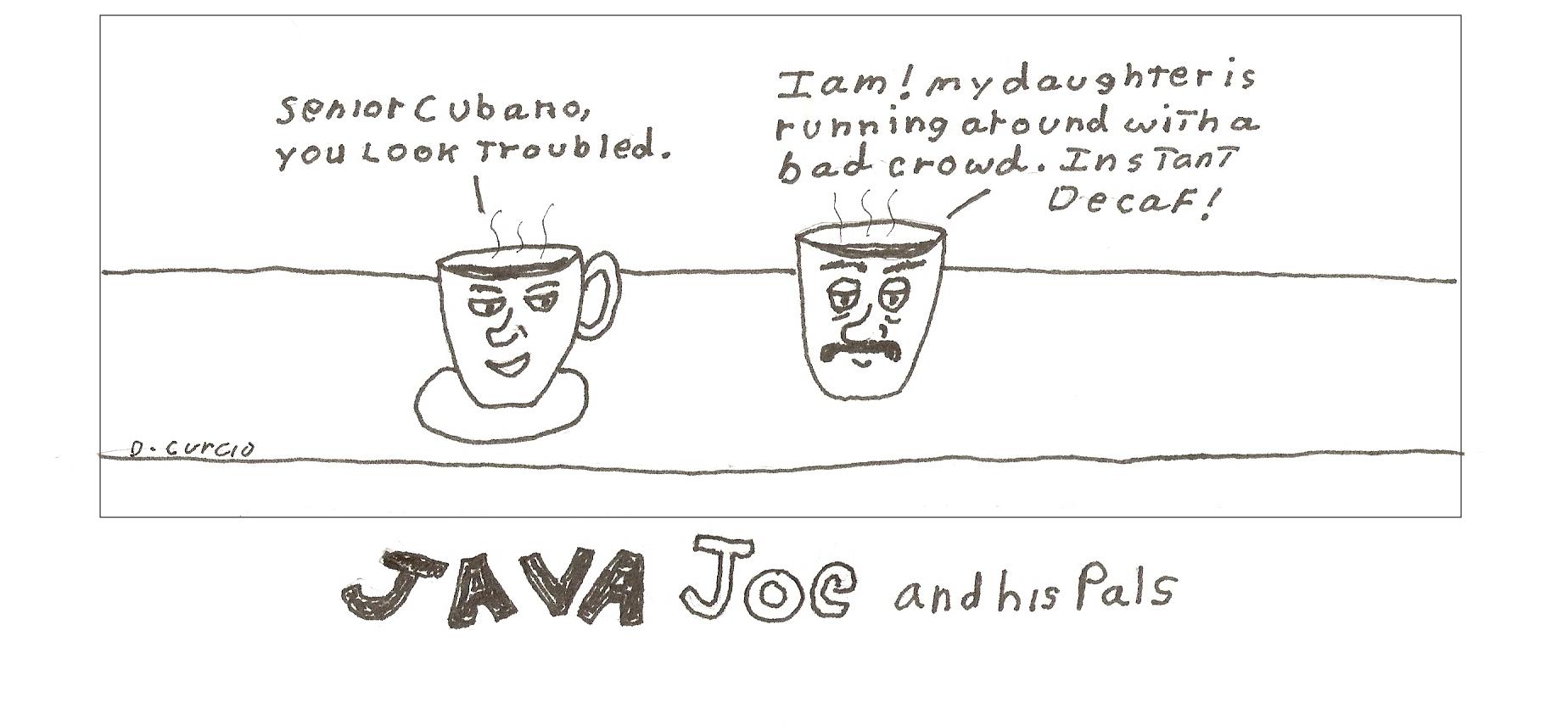Java Joe 3