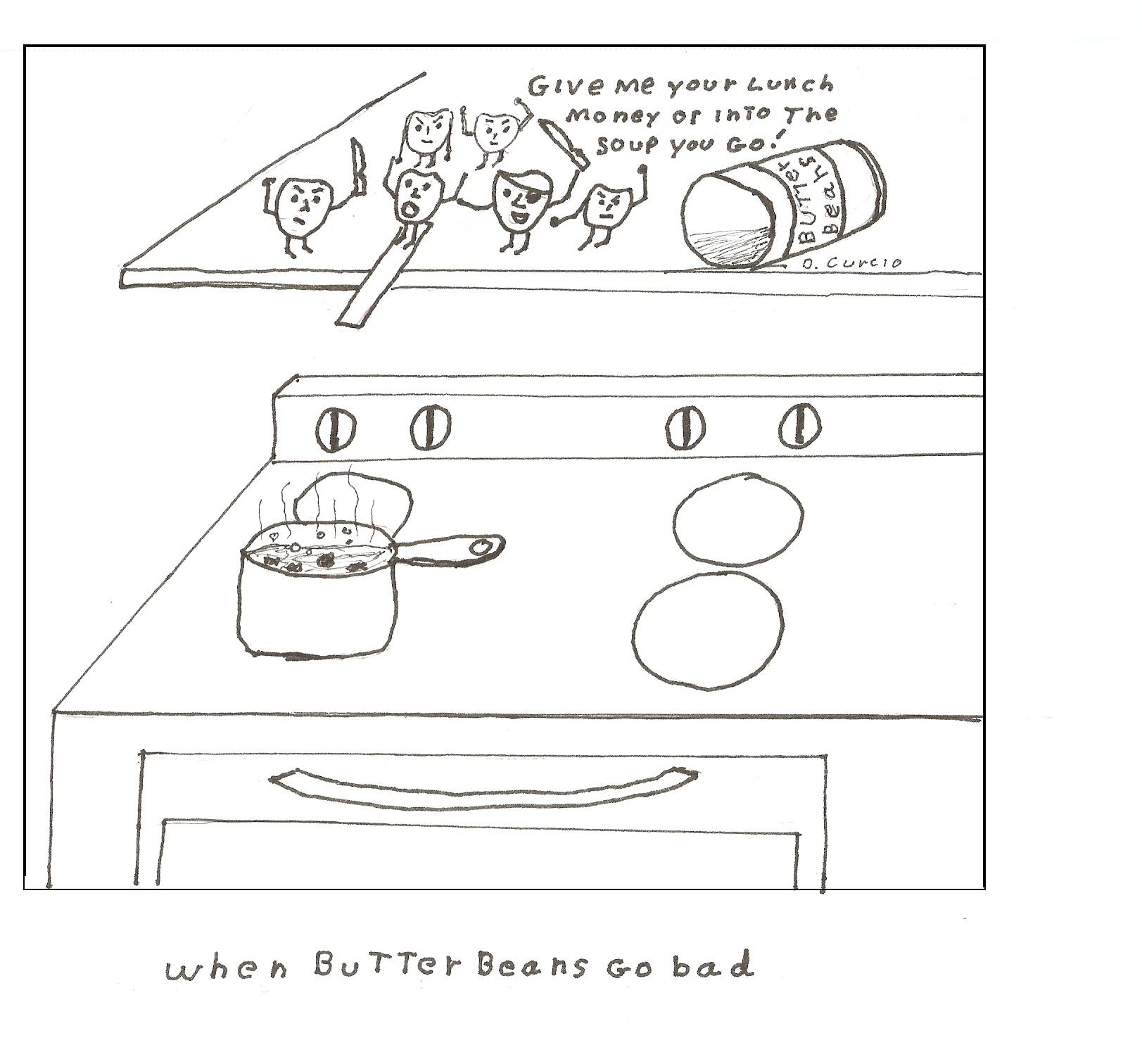 Bad Butter Beans