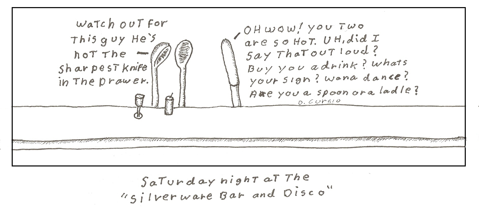 Silverware Bar And Disco