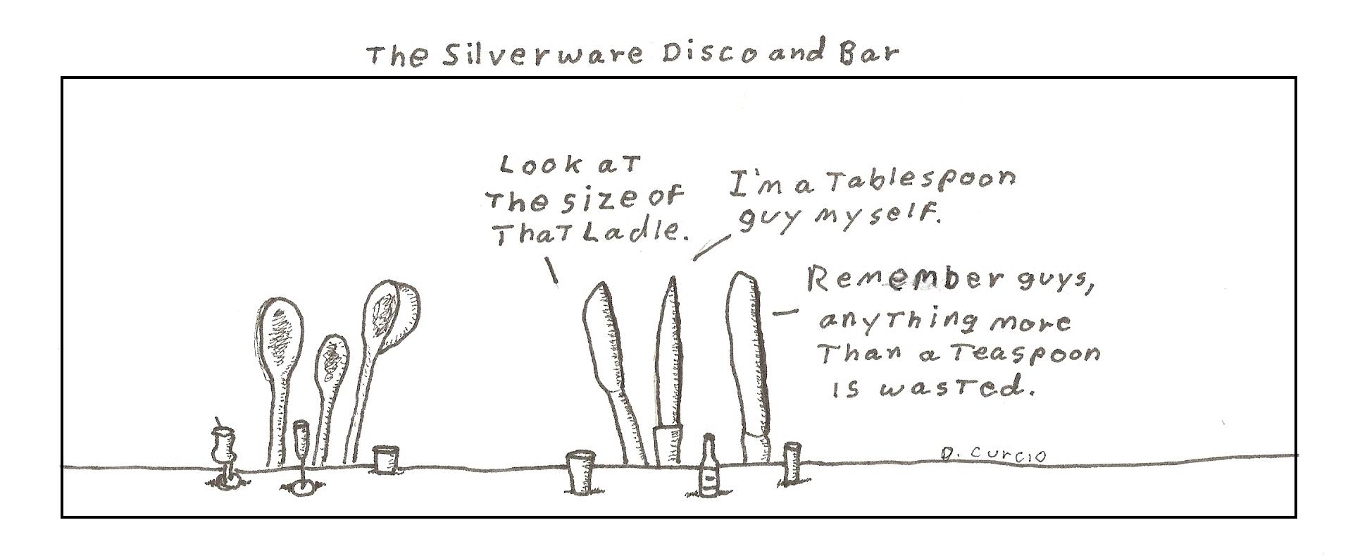 Silverware Disco And Bar 1