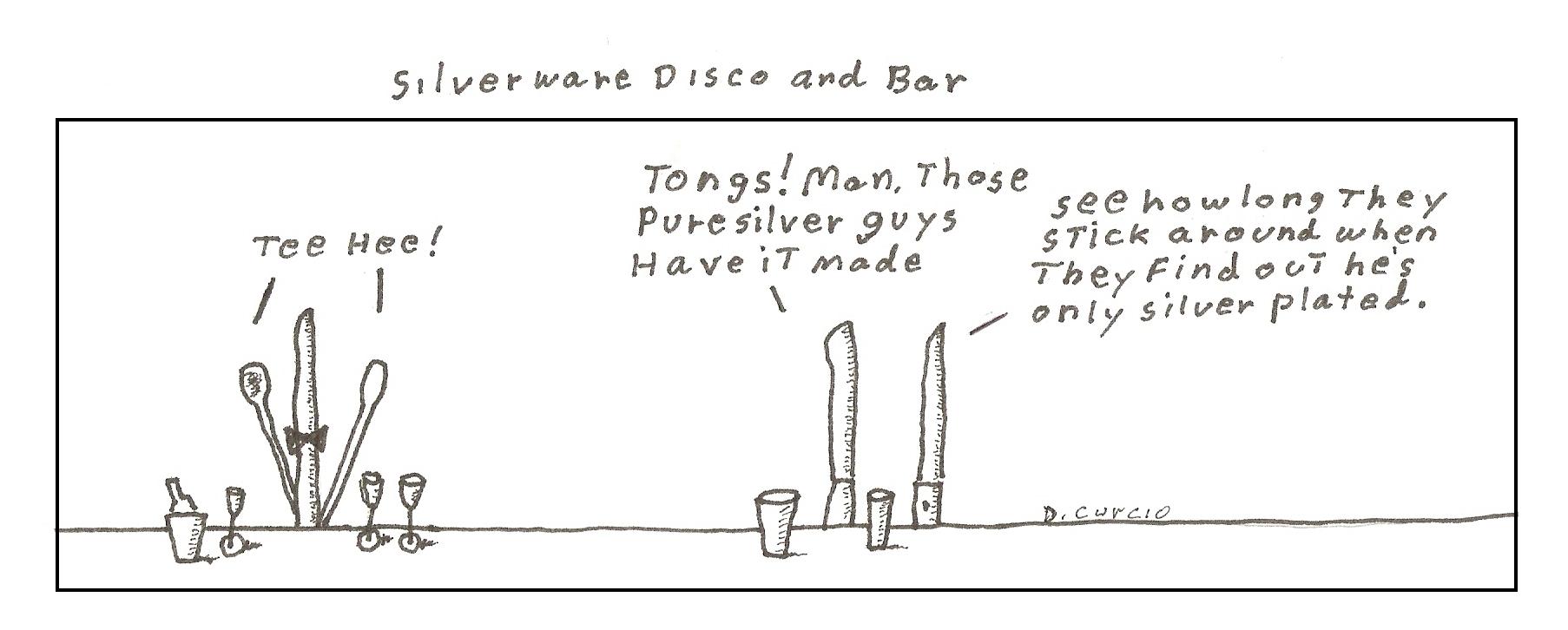 Silverware Disco And Bar 3