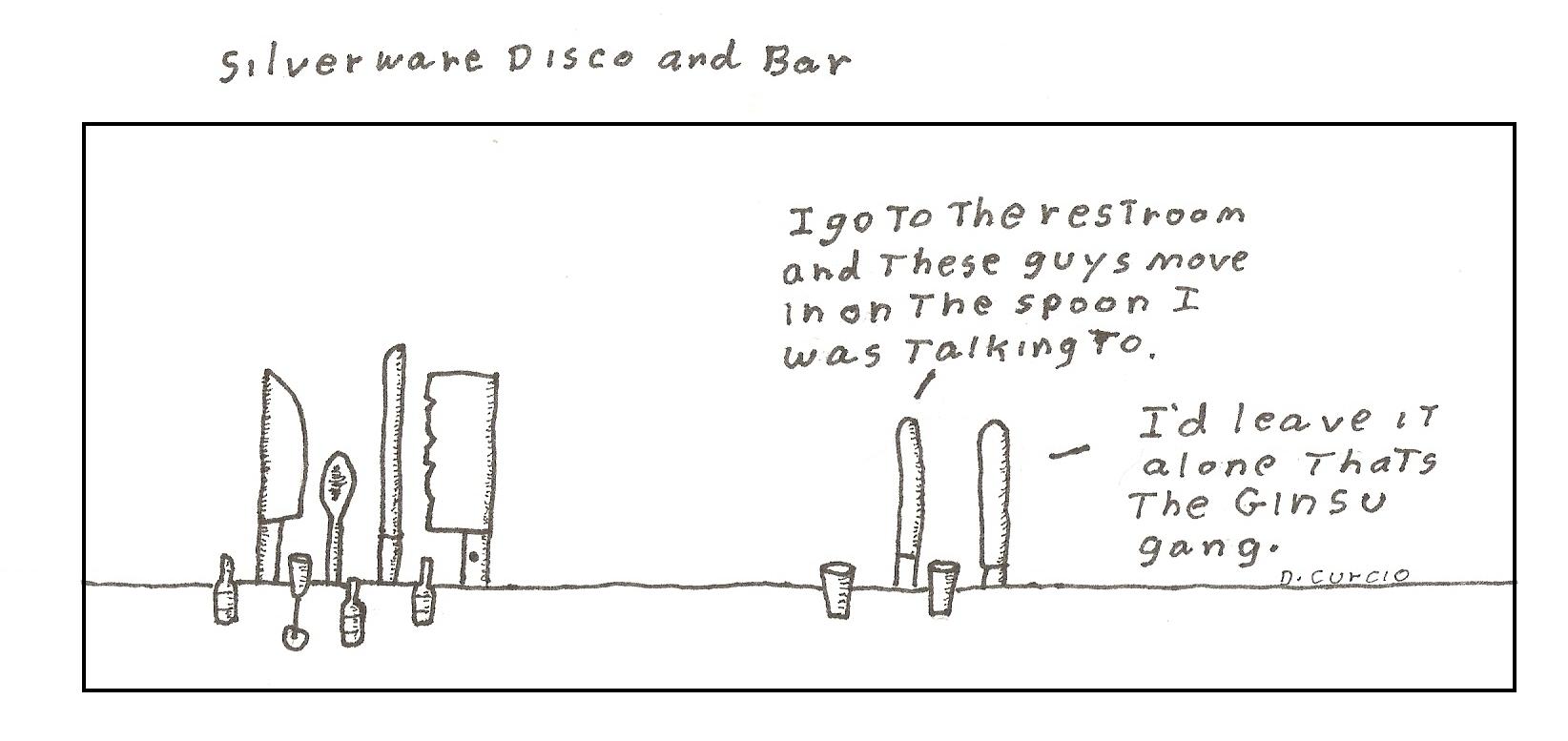 Silverware Disco And Bar 4