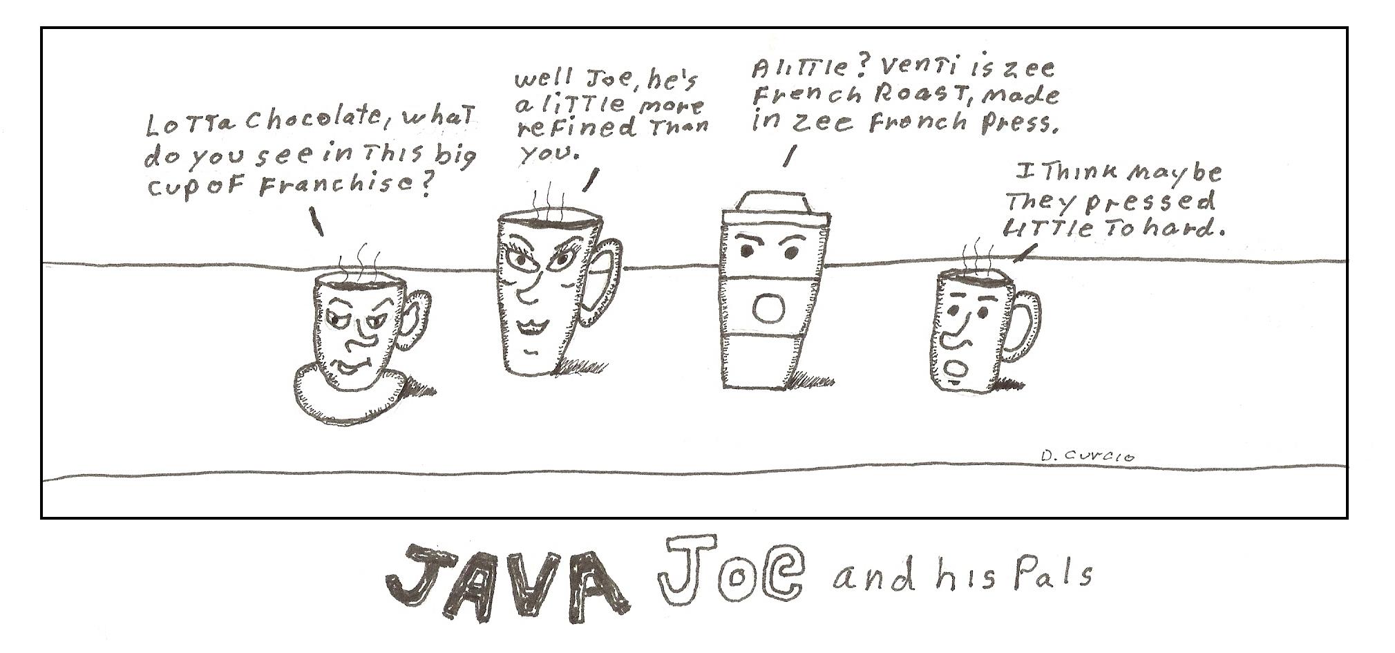 Java Joe Venti 4