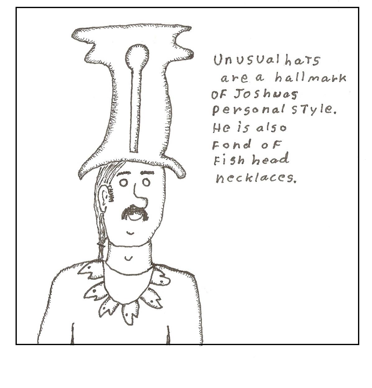 Unusual Hats