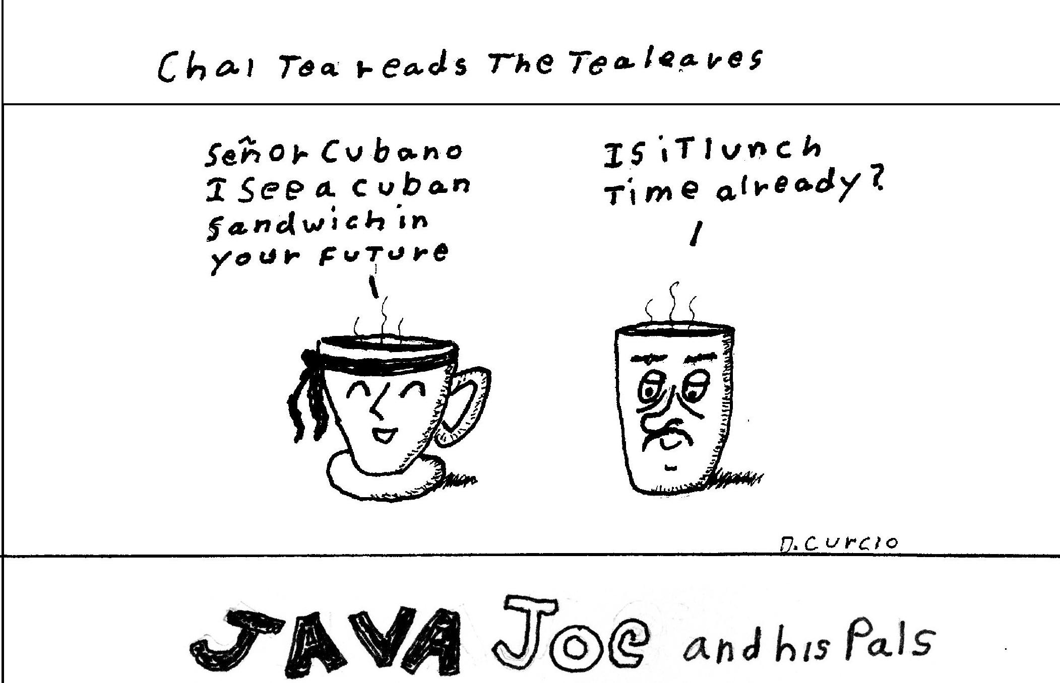 Tea Leaves 1