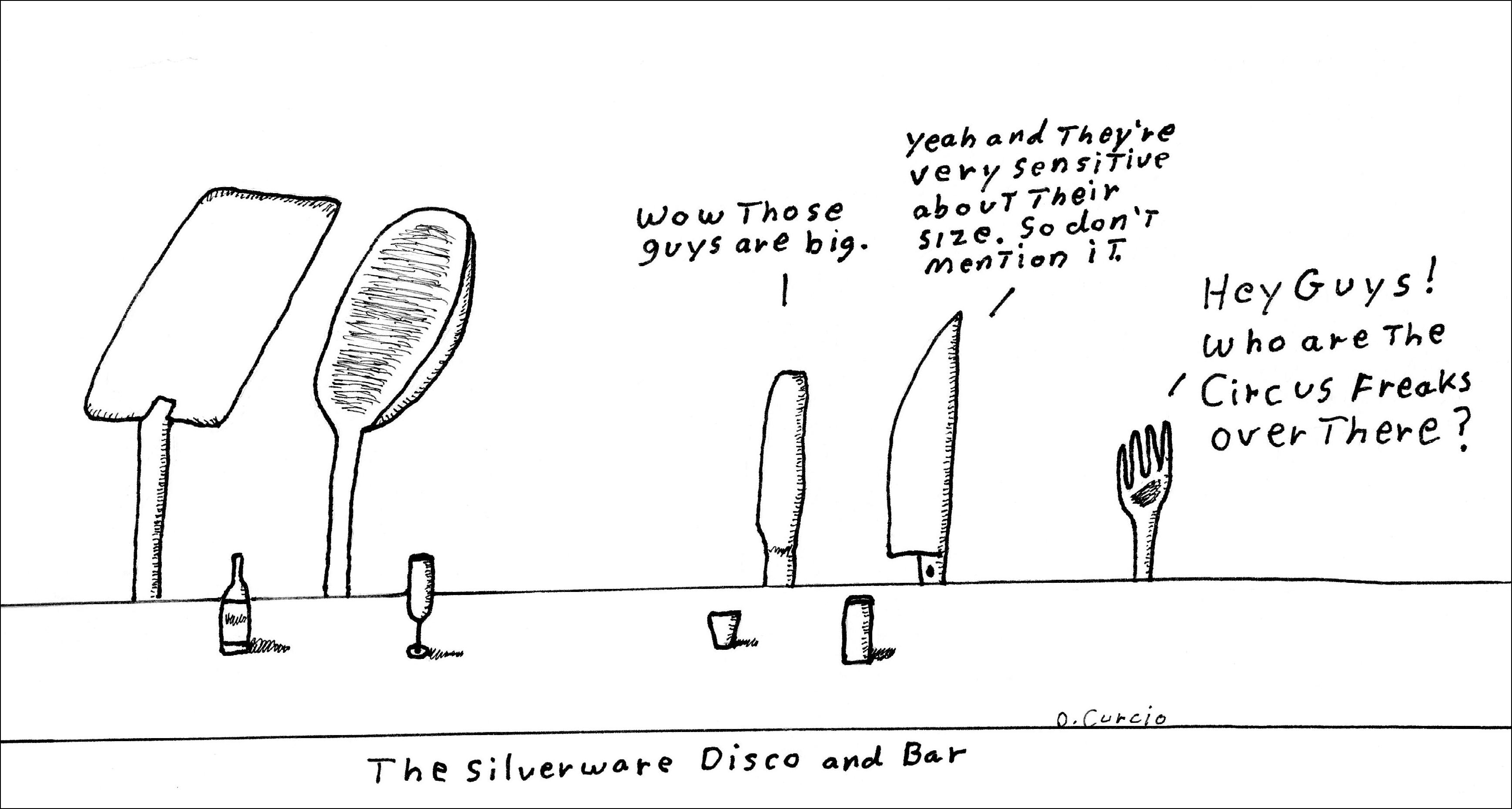 Big Silverware