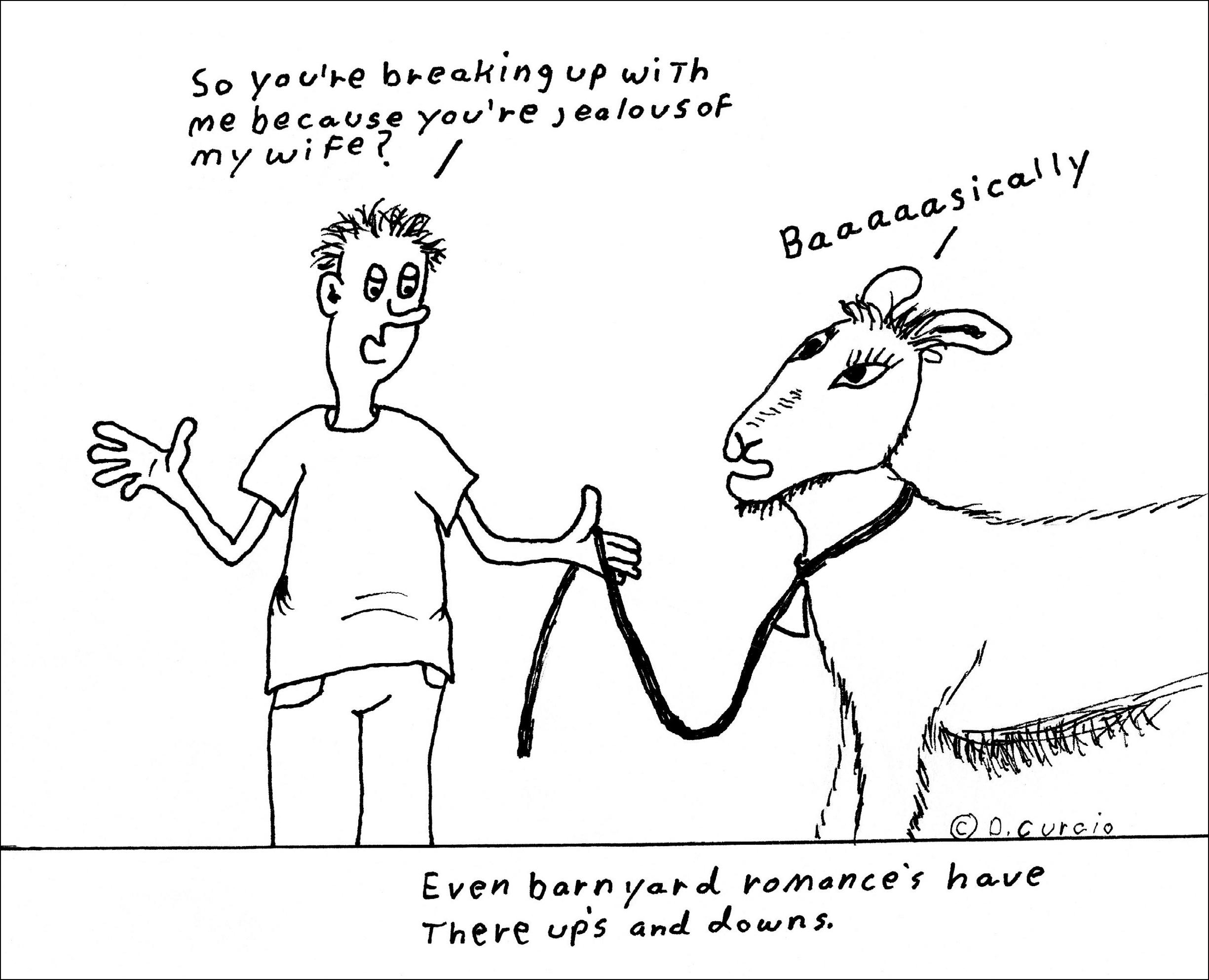 Barnyard Romance