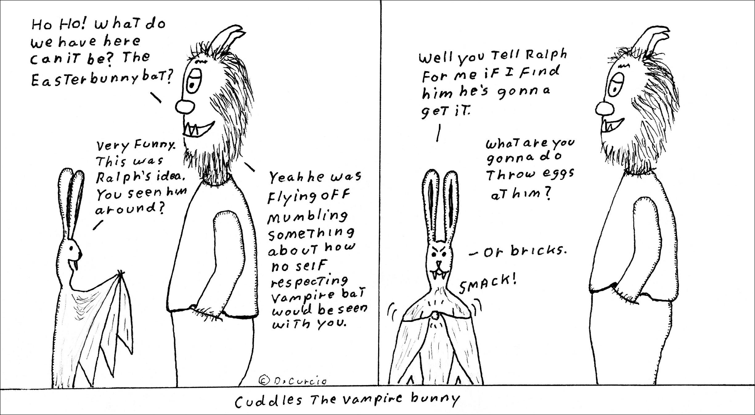 Easterbunnybat