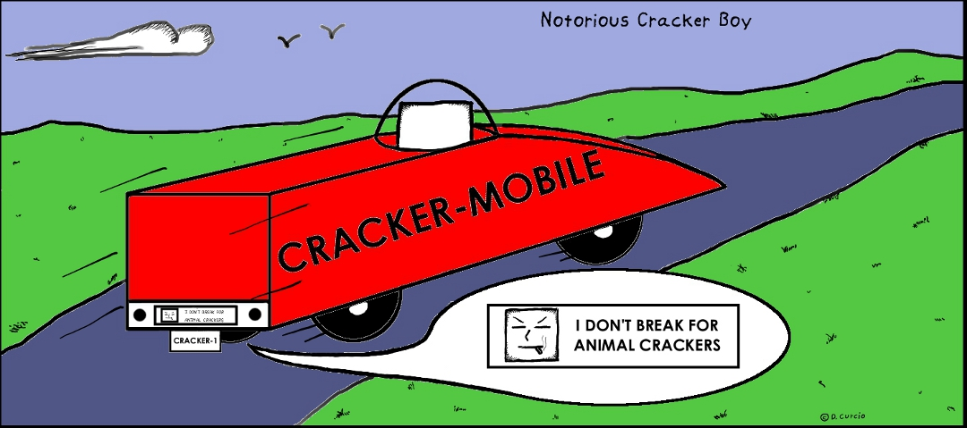 The Cracker Mobile