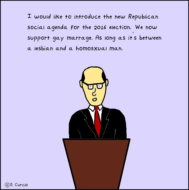 New Republican Social Agenda