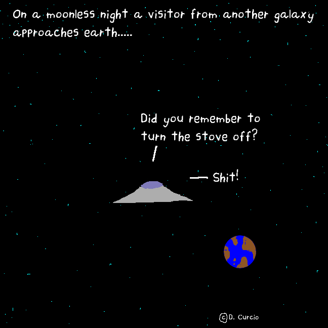 An Unexpected Night Visitor