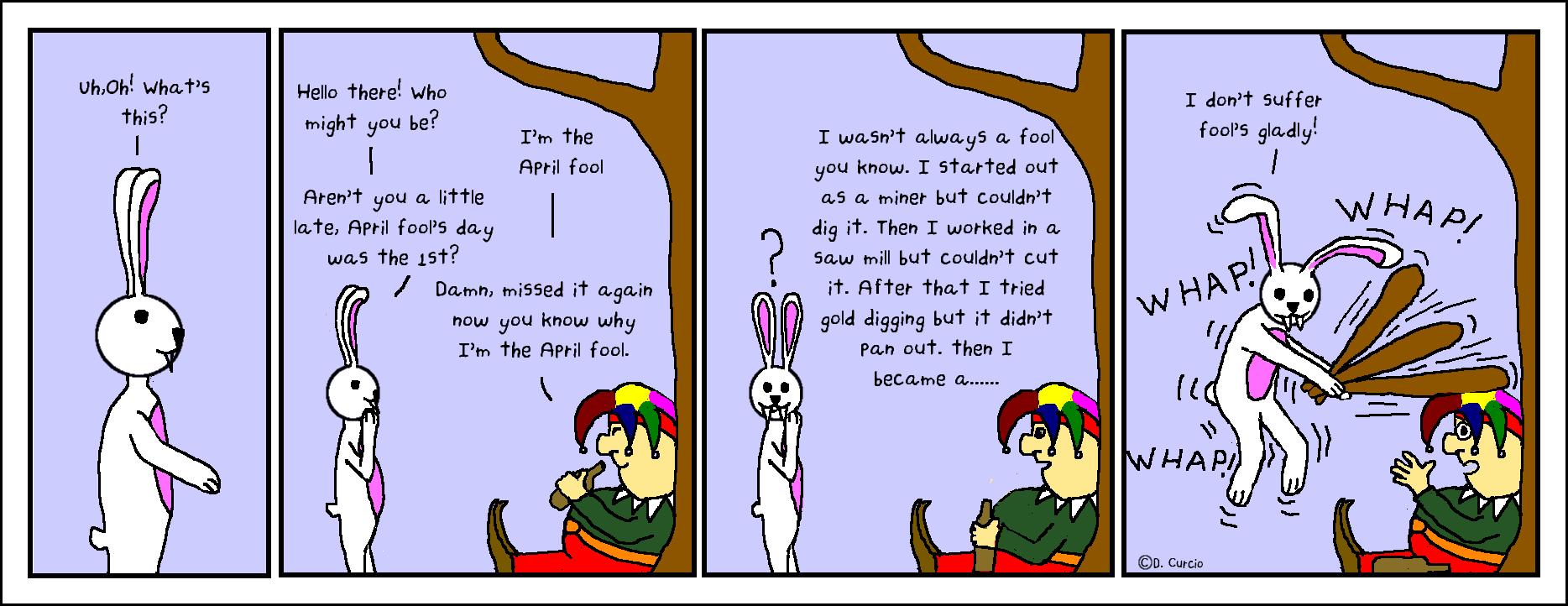 The April Fool (2)