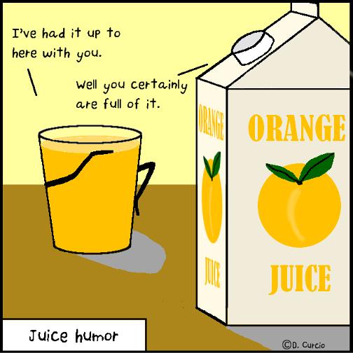 Juice Humor